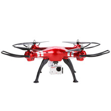 New Syma X8HG RC Quadcopter Drone 2.4G 4Channel Gyro Helicopter Remote Control 360 Degree Flip Flycopter HD Camera