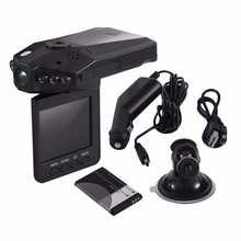 Universal 2.5 Inch Full HD 1080P Car DVR Vehicle Camera Video Recorder Dash Cam Infra-Red Night Vision