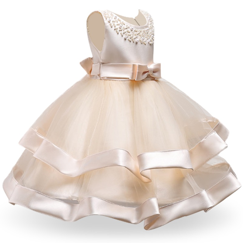 3-10 years old Sleeveless childrens clothing Girls birthday party dress High quality and noble and elegant girls clothing    3-10 years old Sleeveless childrens clothing Girls birthday party dress High quality and noble and elegant girls clothing