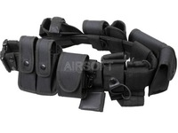 10 Set Multifunctional Outdoor Training Military Belts Police Duty Belt Airsoft Tactical Belts with Magazine Pouch