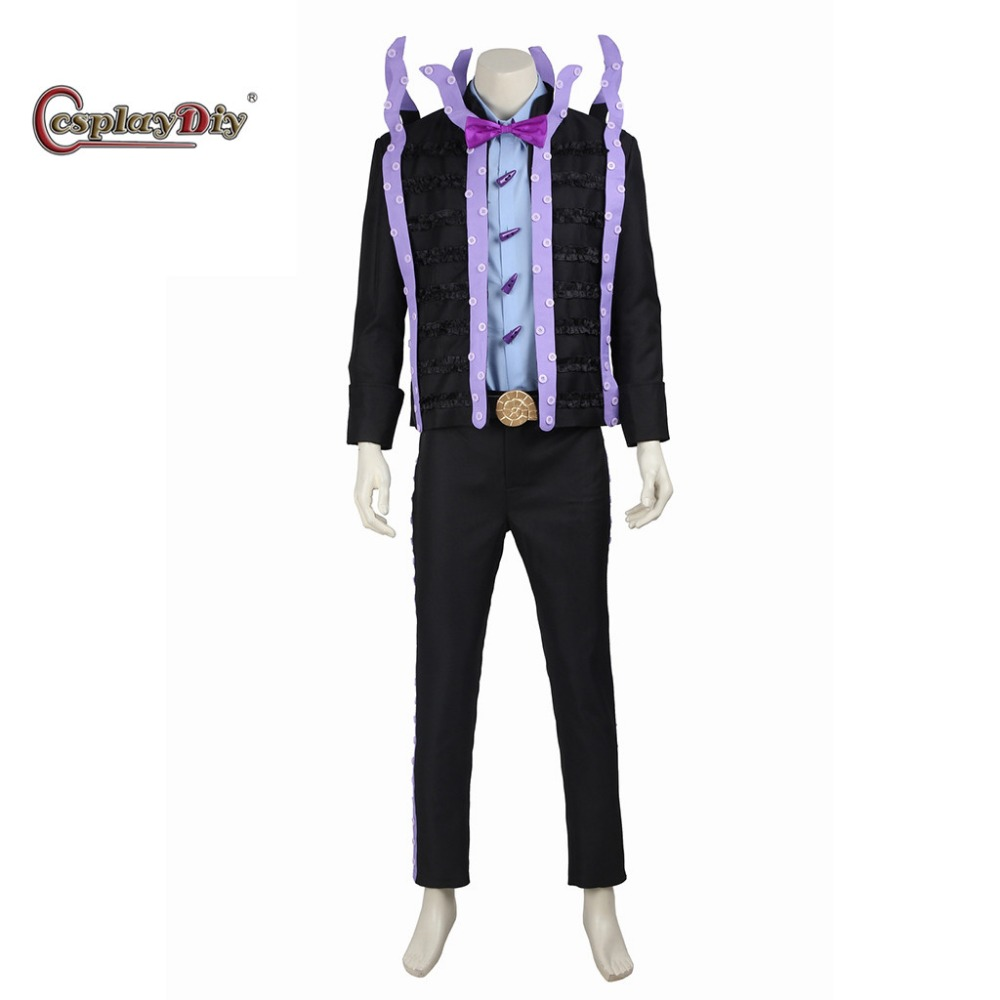CosplayDiy Game Villains Challenge Ursula Cosplay Costume Adult Men Copslay Outfit Custom Made
