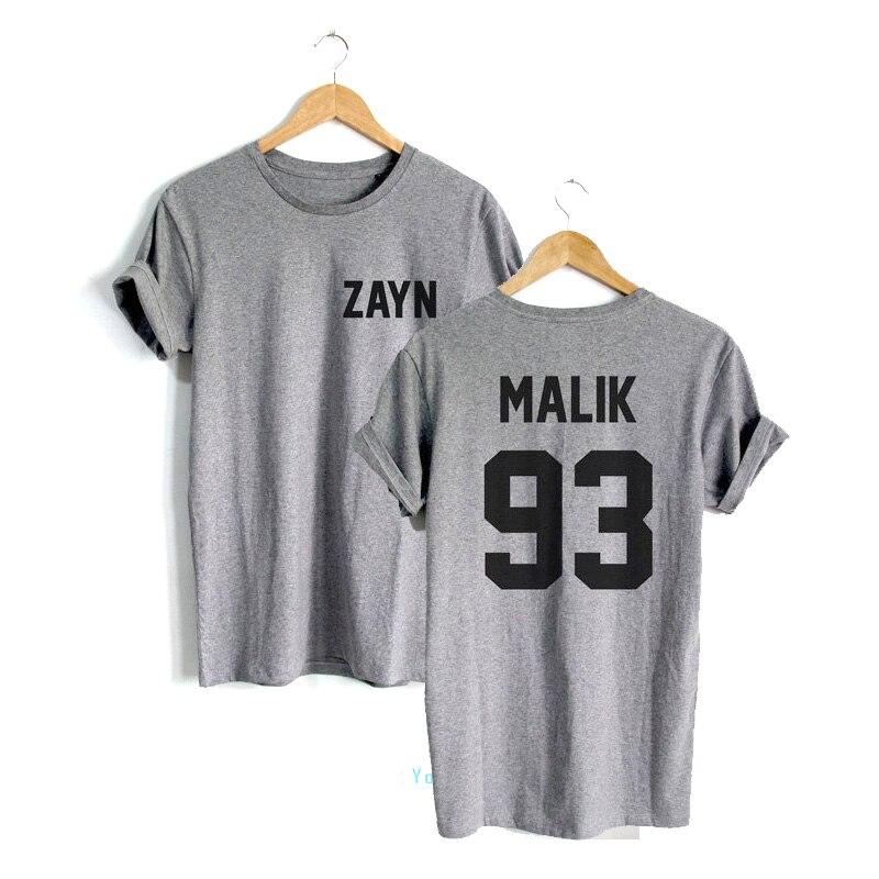 9c39670f Buy zayn t shirts and get free shipping on AliExpress.com