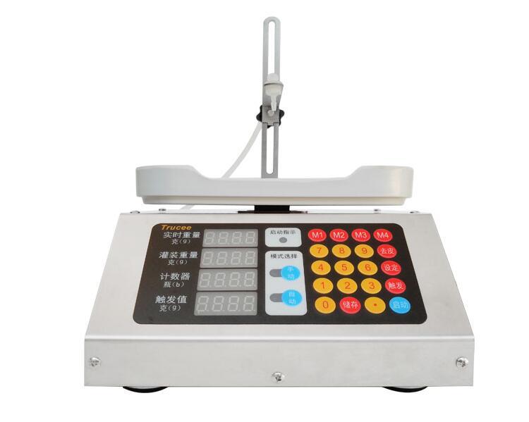 Machine de remplissage quantitative liquide de pompe péristaltique de pesage de machine de micro-remplissage de CSY-M90 Ultra-haute précision