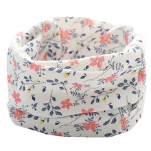 Осень-зима детей LIC хлопковый шарф для детей шеи шарф для мальчиков и девочек шарфы ребенок воротник теплый уплотнительное кольцо магия шейный платок