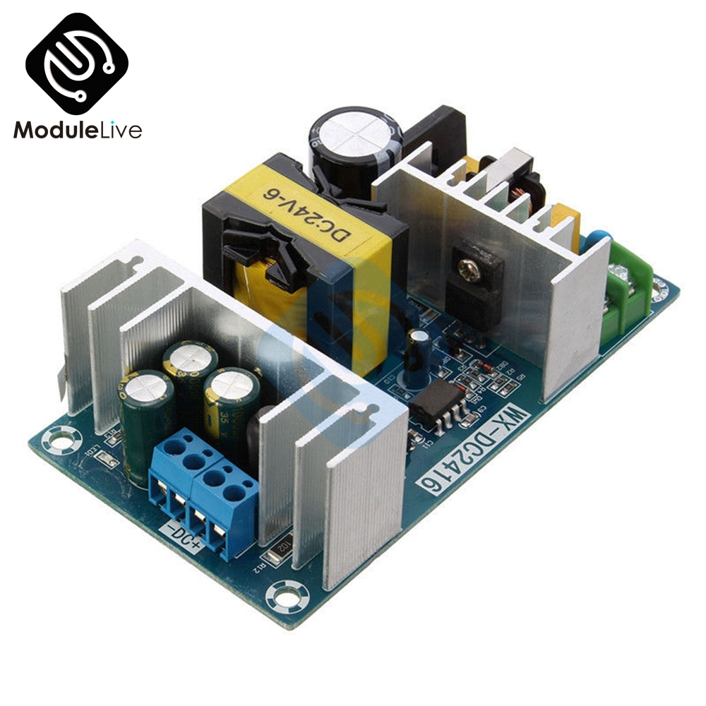 100W 4A To 6A DC 24V Stable High Power Supply Adapter Board AC-DC AC DC Power Module Switch Transformer Max 9A 150w top selling 4a to 6a 24v stable high power switching power supply electronic circuit boards ac dc power module transformer