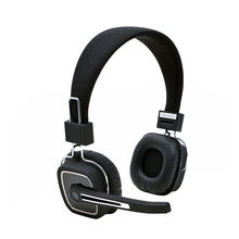Wireless Bluetooth Head-Mounted Headphones Noise Reduction Stereo Bass Headset 15 Hours Battery Life With Mic недорого