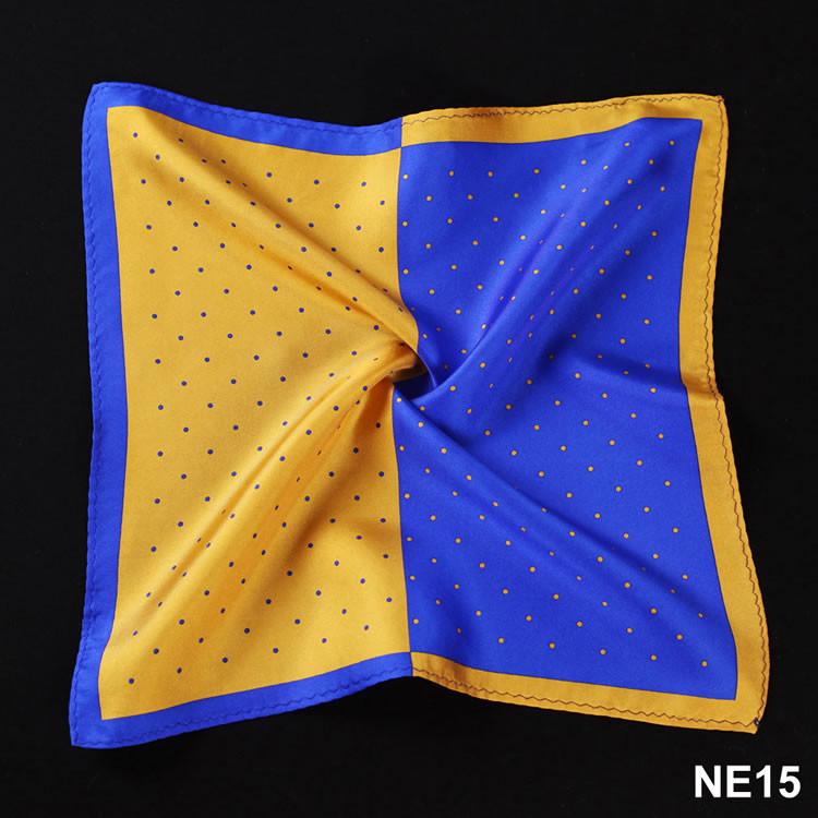 NE15 HN14B Blue Yellow Polka Dot (3)
