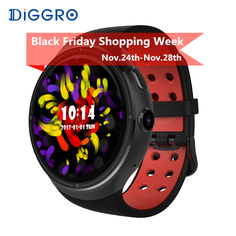 Diggro DI06 1GB 16GB font b Smart b font font b Watch b font Android 5