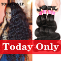 Star Style Brazilian Virgin Hair Body Wave 3 Bundles Annabelle Hair Brazilian Body Wave Hair Mink Brazilian Hair Weave Bundles