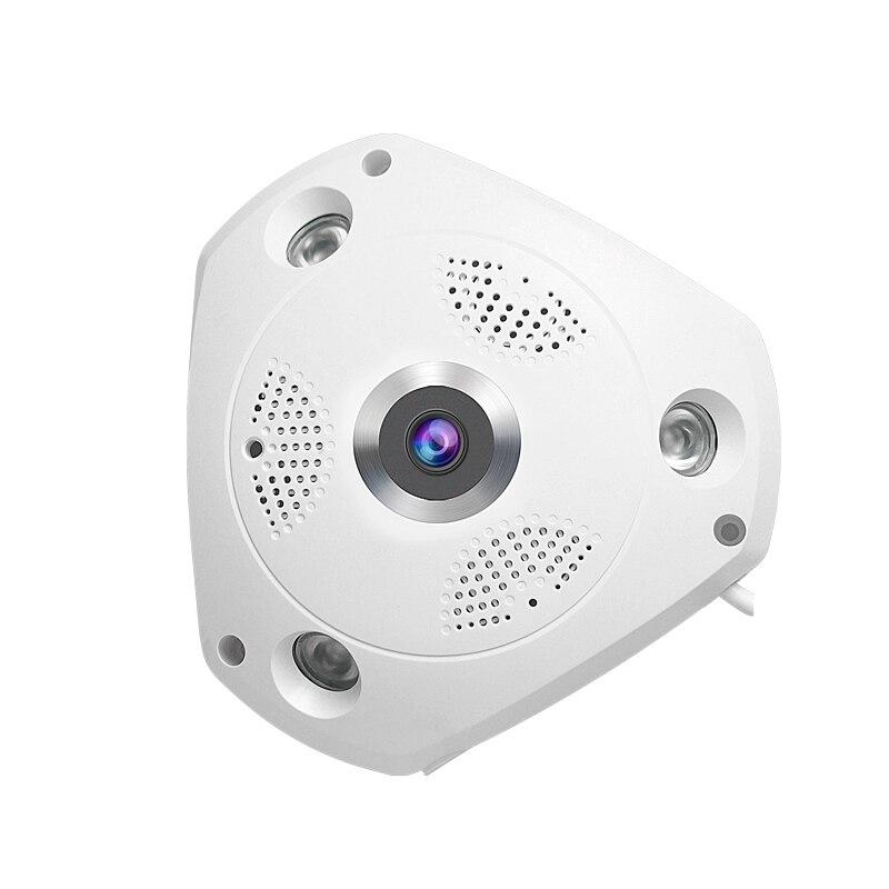 Vstarcam Full HD 1536P Wireless Panoramic Camera 360 Degree Fish Eye Lens IP Camera  C61S|Surveillance Cameras| |  - title=
