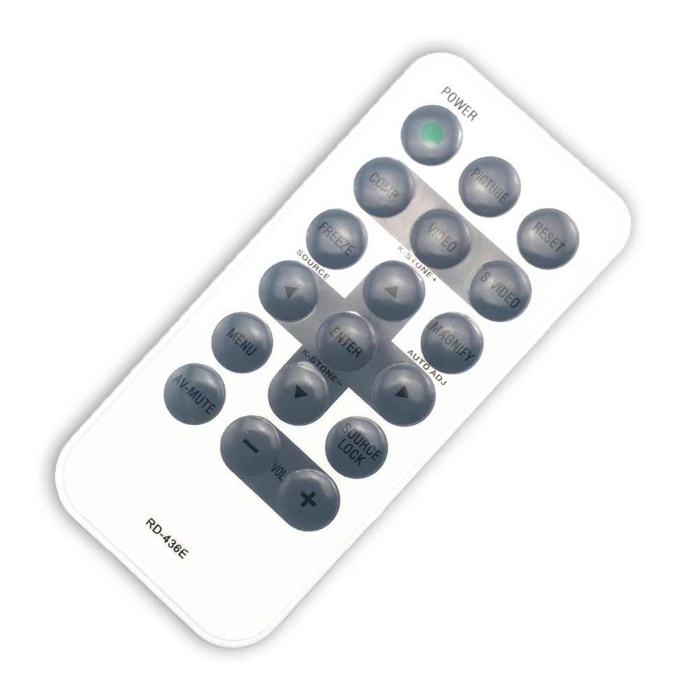 remote control suitable for RD-436E Remote Control for Projector NP100+ NP200+ nec
