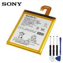 Original Replacement SONY Battery LIS1558ERPC For Sony Xperia Z3 D6653 D6633 L55T L55U D6603 Genuine Phone Battery 3100mAh