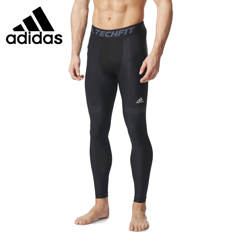ФОТО Original New Arrival  Adidas TF CHILL TIGHT Men's Pants Sportswear