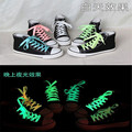 cordones zapatos 100cm fluorescent shoelace Flat Luminous Light Sneaker Lace Glow Shoelaces Boot Trainer Shoes DDSLA10241