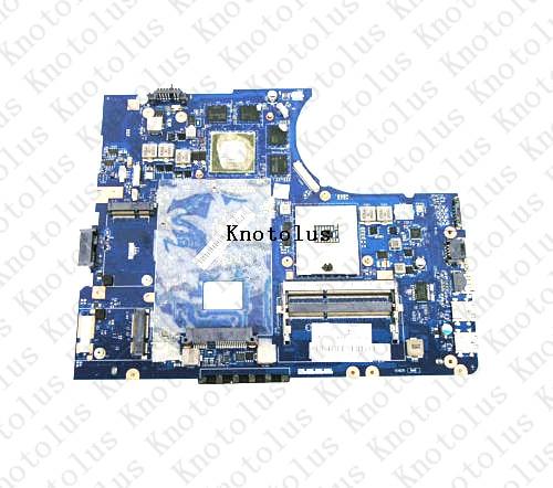 LA-8002P for Lenovo Y580 laptop motherboard Intel HM76 N13E-GE-A2 DDR3 Free Shipping 100% test ok n13e gsr a2 n13e gsr a2 bga 100