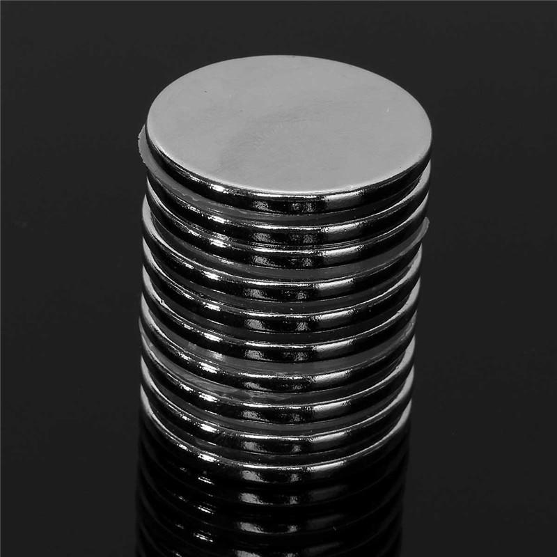 10Pcs 30mm x 3mm Disc Super Strong Round Magnets Rare Earth Neo Neodymium N52 Circular magnet Permanent magnet 20pcs powerful neodymium disc magnets n35 grade diy craft reborn permanent magnet round magnet strong magnet 9mm x 3mm