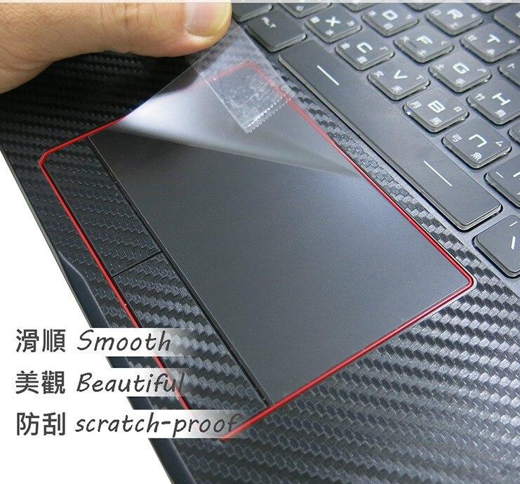 Verantwortlich 2 Teile/paket Matte Touchpad Film Aufkleber Trackpad Protector Für Msi Ge63 8rf 8re Touch Pad Neueste Technik Tablet-display-schutzfolien