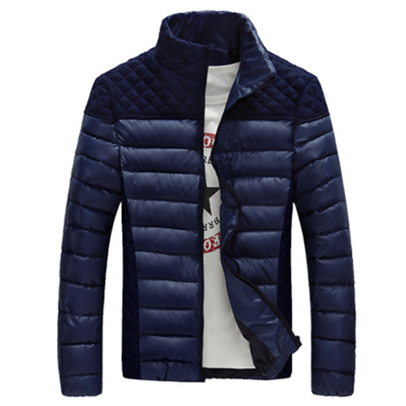 ФОТО Plus Size M-5XL 6XL 7XL(chest 146cm) Man Parka New Tops Fashion vestidos Winter dresses Men Casual Coat Male Black Warm Jackets