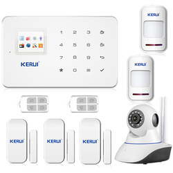 New arrival wireless phone app gsm alarm system home security alarma gsm 99 wireless zone tft.jpg 250x250