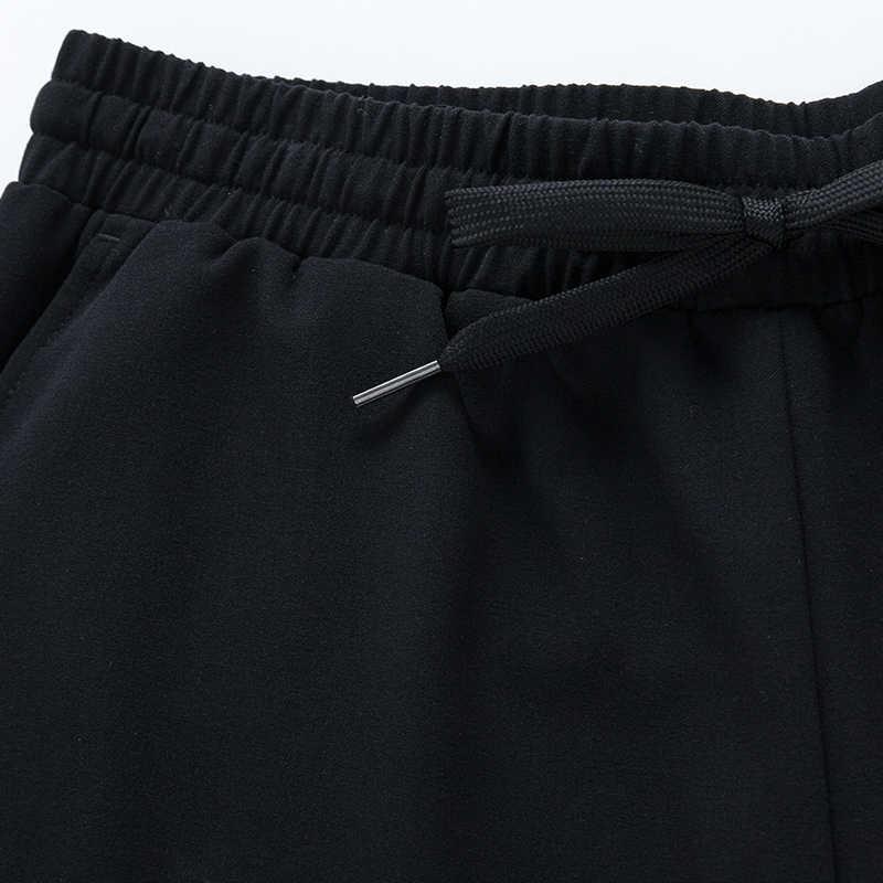 SEMIR casual Hosen für Frauen 2019 Neue mode lose Hose Schwarz Jogger weiche hose Weibliche kostüm hose für damen