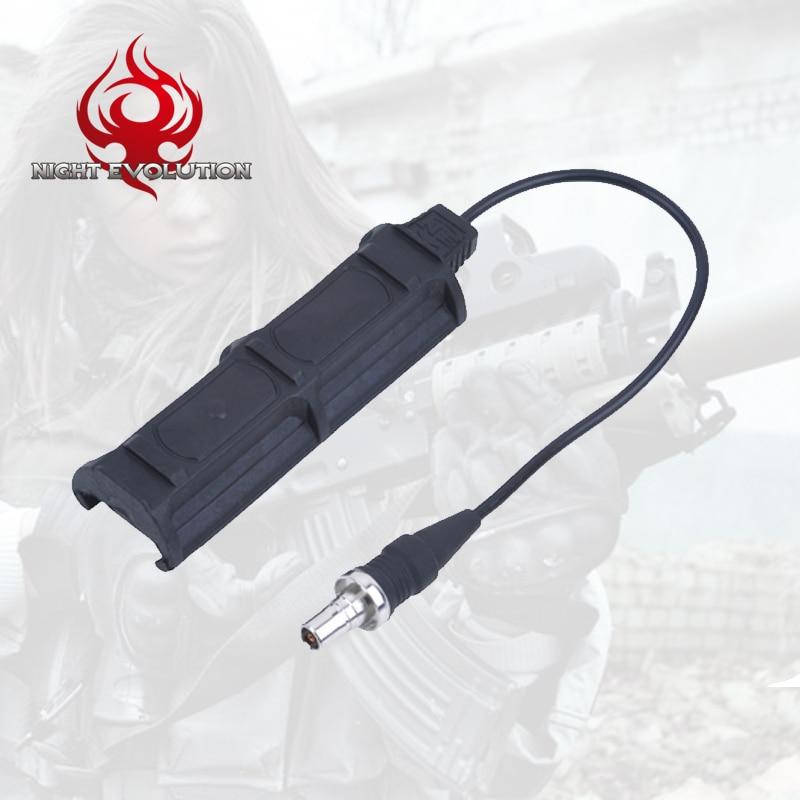 NE 07014 Night-Evolution Remote Dual Switch (1 Plug) tactical light Accessories