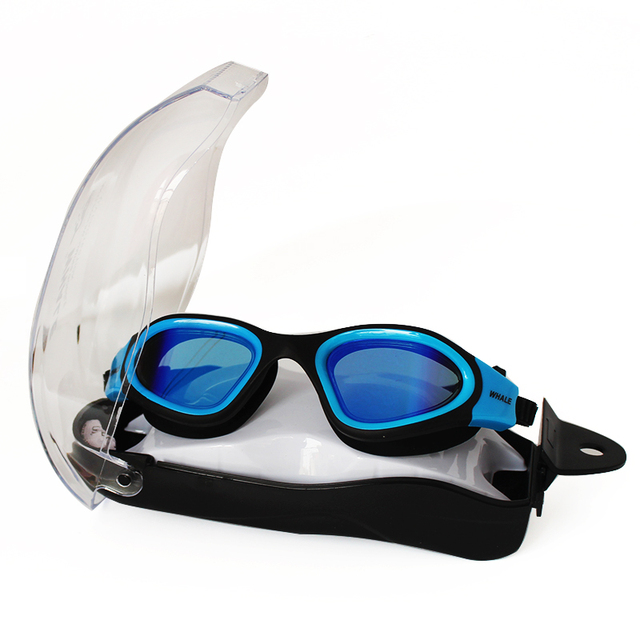 Professional UV Protective Swimming Glasses