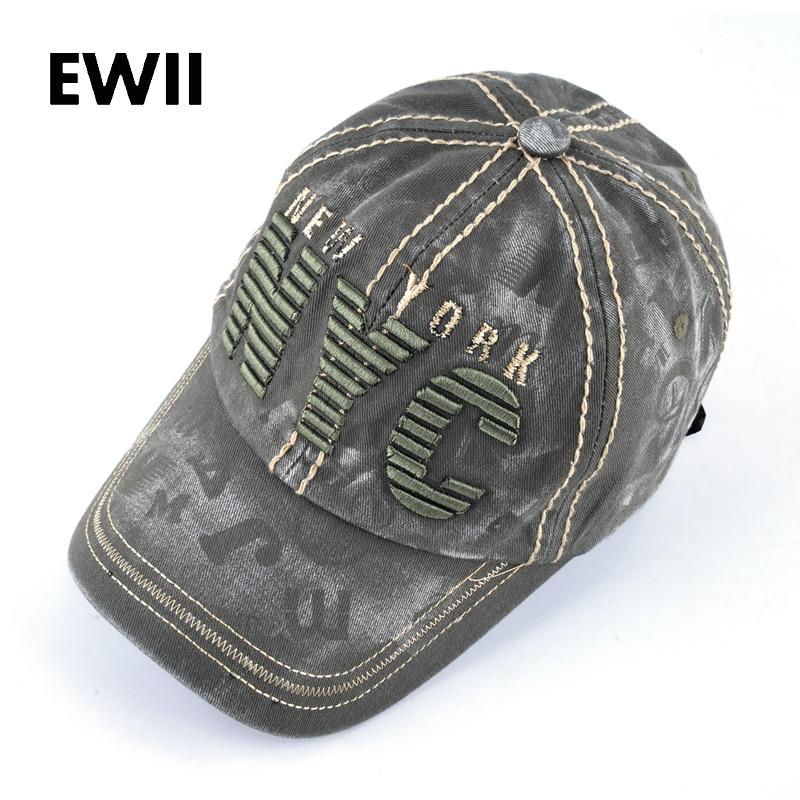 Fashion baseball cap men embroidery trucker hats casquette unisex snapback hip hop letter caps women casual dad hat bone