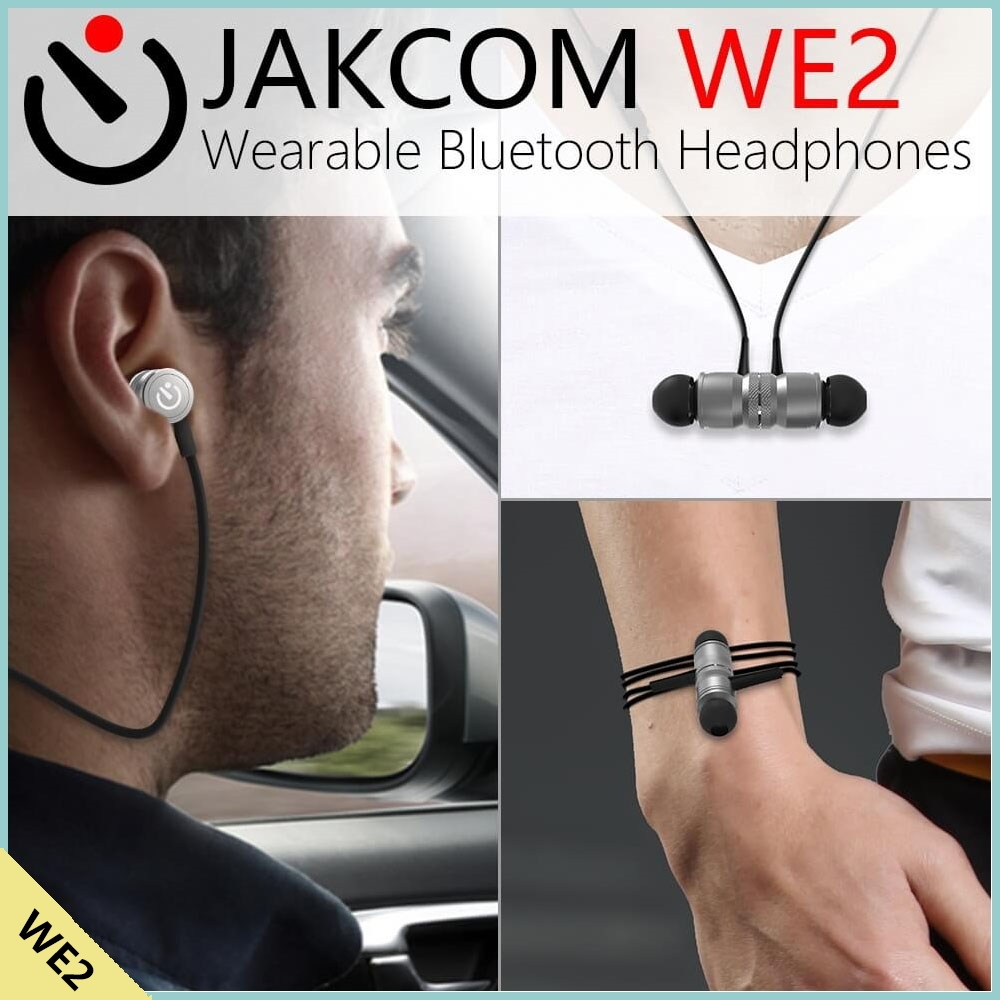 Jakcom WE2 Wearable Bluetooth Headphones New Product Of Nail Files As Archivadores Electric Nail Files Nail Lak