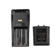 Battery-Case-Box Wakie-Talkie CP140 EP450 Motorolae CP200 GP3188 AA for 2PCSX Etc PR400