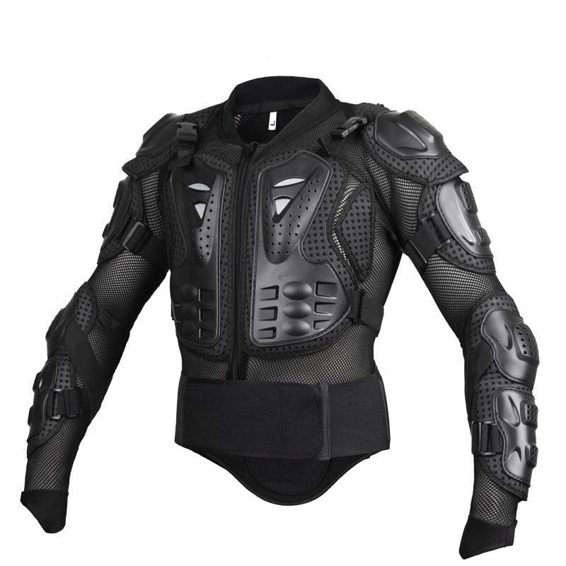 BOZXRX Moto armure complète veste de Motocross équipement de protection de la poitrine de la colonne vertébrale Motocross Moto protecteur Moto veste de Moto - 3