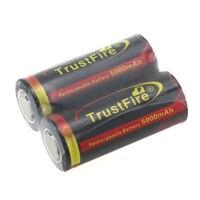 Rechargeable 26650 Battery 5000mAh 3.7V LED Flashlight Electrical Tools 26650 Li ion Battery Ups Backup Power Supply