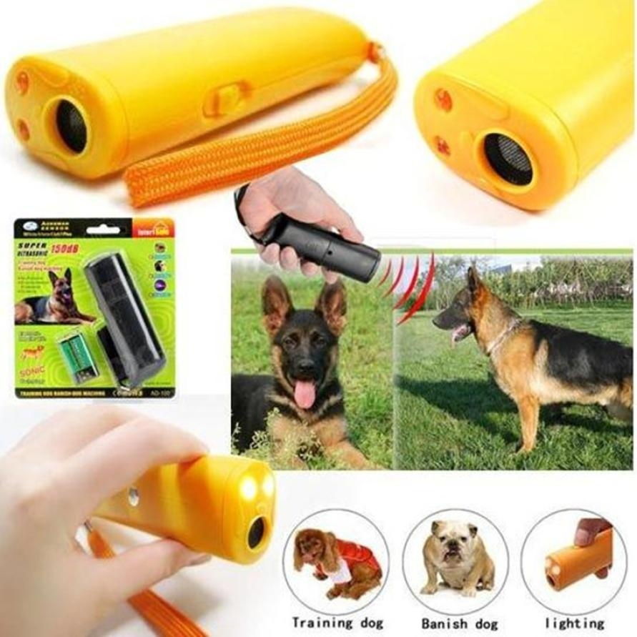 High Quality 3 in 1 Anti Barking Stop Bark Ultrasonic Pet Dog Repeller Training Device Trainer With LED new 1685pcs lepin 05036 1685pcs star series tie building fighter educational blocks bricks toys compatible with 75095 wars