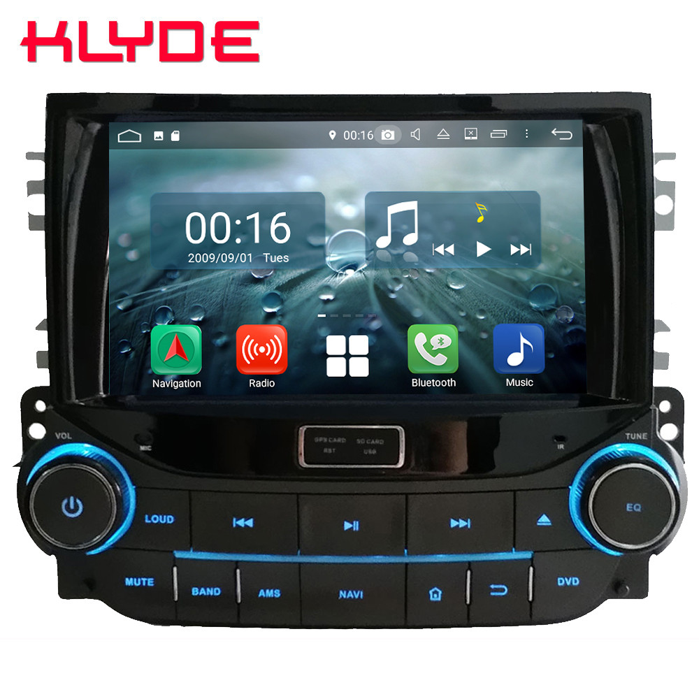 8 Octa Core 4G WIFI Android 8.1 4GB RAM 64GB ROM RDS BT Car DVD Multimedia Player Radio Stereo For Chevrolet Malibu 2012-2016 ownice c500 4g sim lte octa 8 core android 6 0 for kia ceed 2013 2015 car dvd player gps navi radio wifi 4g bt 2gb ram 32g rom