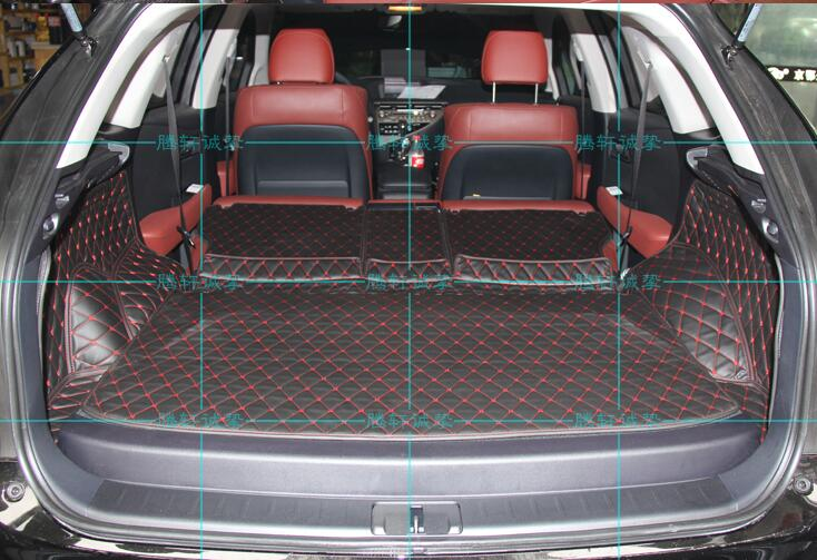 full rear trunk tray liner cargo mat floor protector foot. Black Bedroom Furniture Sets. Home Design Ideas