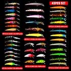 40-50pcs Fishing Lur...