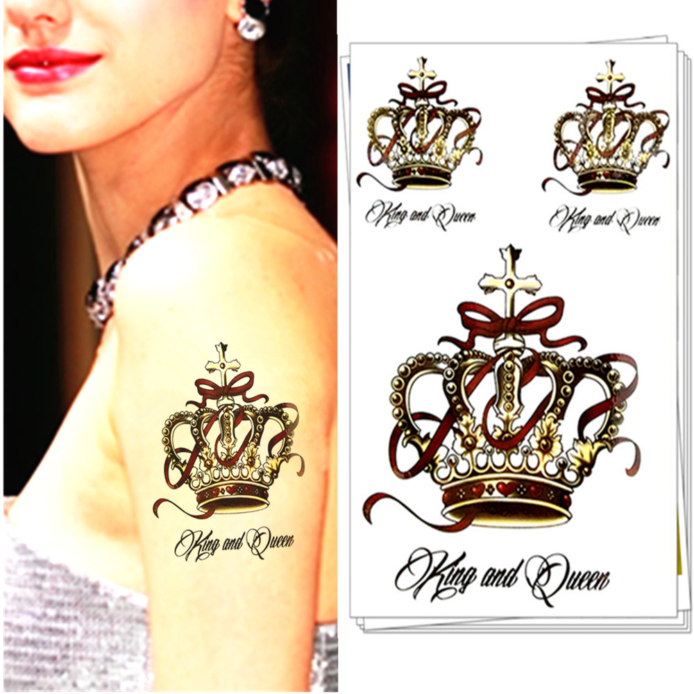 Henna Tattoo Queens : Henna queen crown makedes