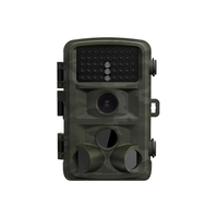 Full HD Professional Wireless Outdoor Hunting Camera 5M Mega Pixel COMS Senser With Night Vision Fuction