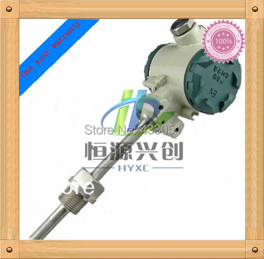 Explosion-proof Temperature Sensor  Temperature Transmitter Arbitrarily selected measuring range from -50 to 400 degrees Celsius measuring range 0