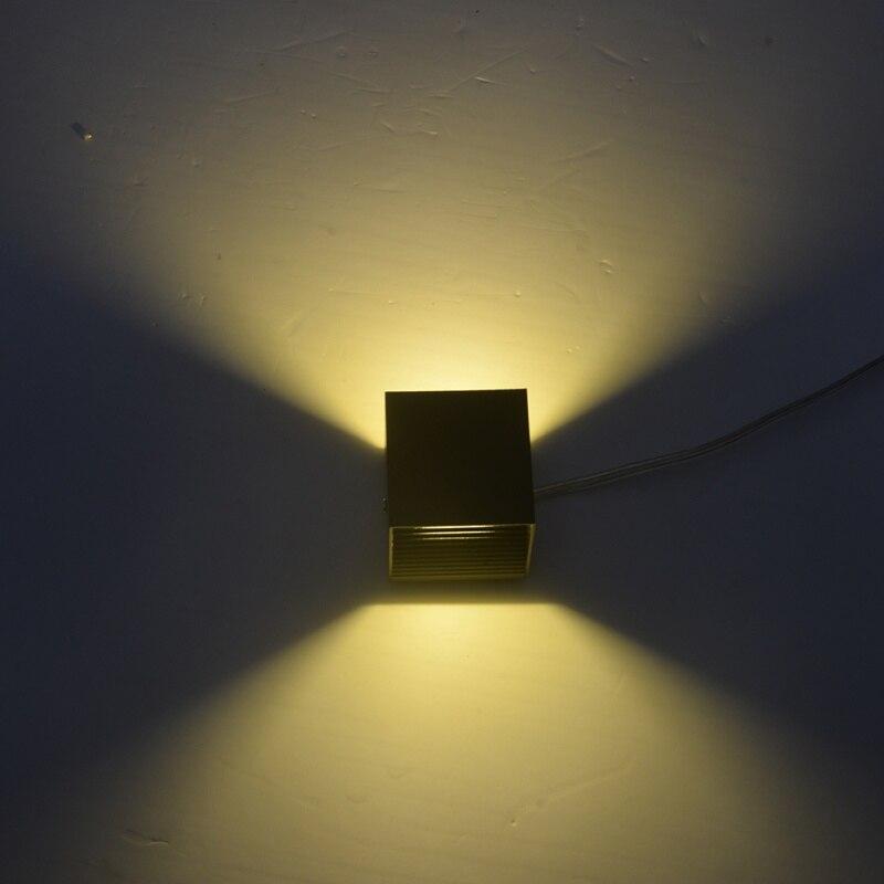 2018 Led Wandlamp Moderne Sconce Trap Lichtpunt Woonkamer Slaapkamer Bed Nachtkastje Binnenverlichting Home Hal Loft Een Grote Verscheidenheid Aan Goederen