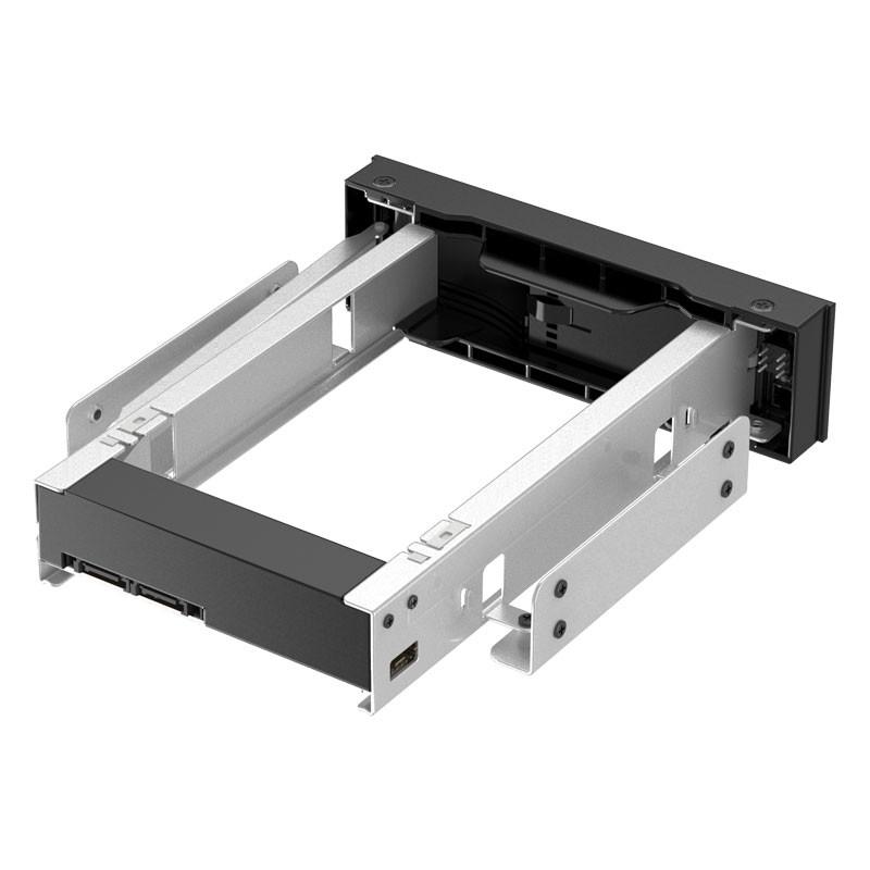 ORICO-1106SS-BK-CD-ROM-Space-hard-disk-Mobile-Rack-Internal-3-5-sata-hdd-case (4)