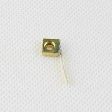 Paquete de montaje en C de alta potencia, 1000mW, 1W, 808nm, 810n, diodo láser IR infrarrojo, LD FAC