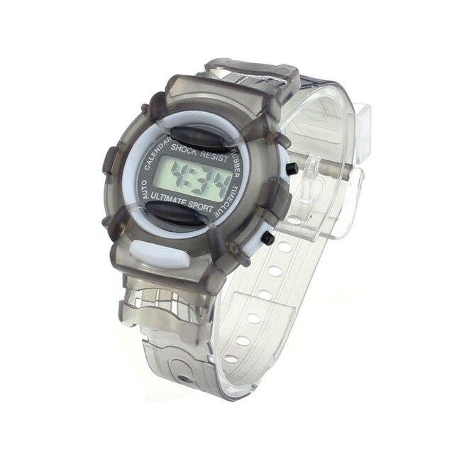 New Fabulous Boys Girls Children Students Digital Wrist Sport Watch digital watc