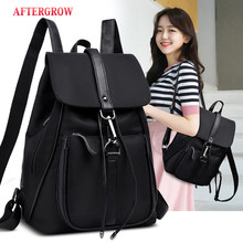 купить Nylon Oxford Women Backpack For Teenage Girls School Travel Bags Female Mochila Feminina Mujer Laptop Bag Pack Sac A Dos Backbag по цене 1393.18 рублей