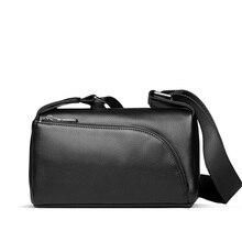 men genuine leather bag male leather shoulder bag men cowhide messenger bag Hot sale