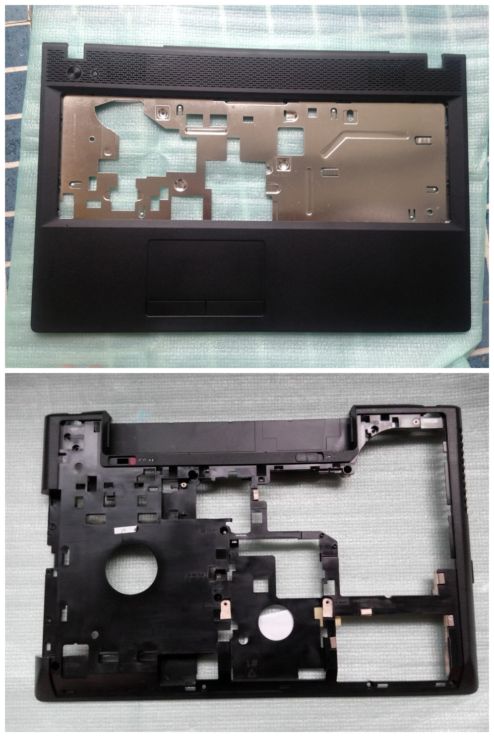 New Original For Lenovo G400 G405 G410 G490 Base Cover Bottom Lower Case Palmrest Upper Case
