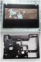 New Original For Lenovo G400 G405 G410 G490 Base Cover Bottom Lower Case + Palmrest Upper Case
