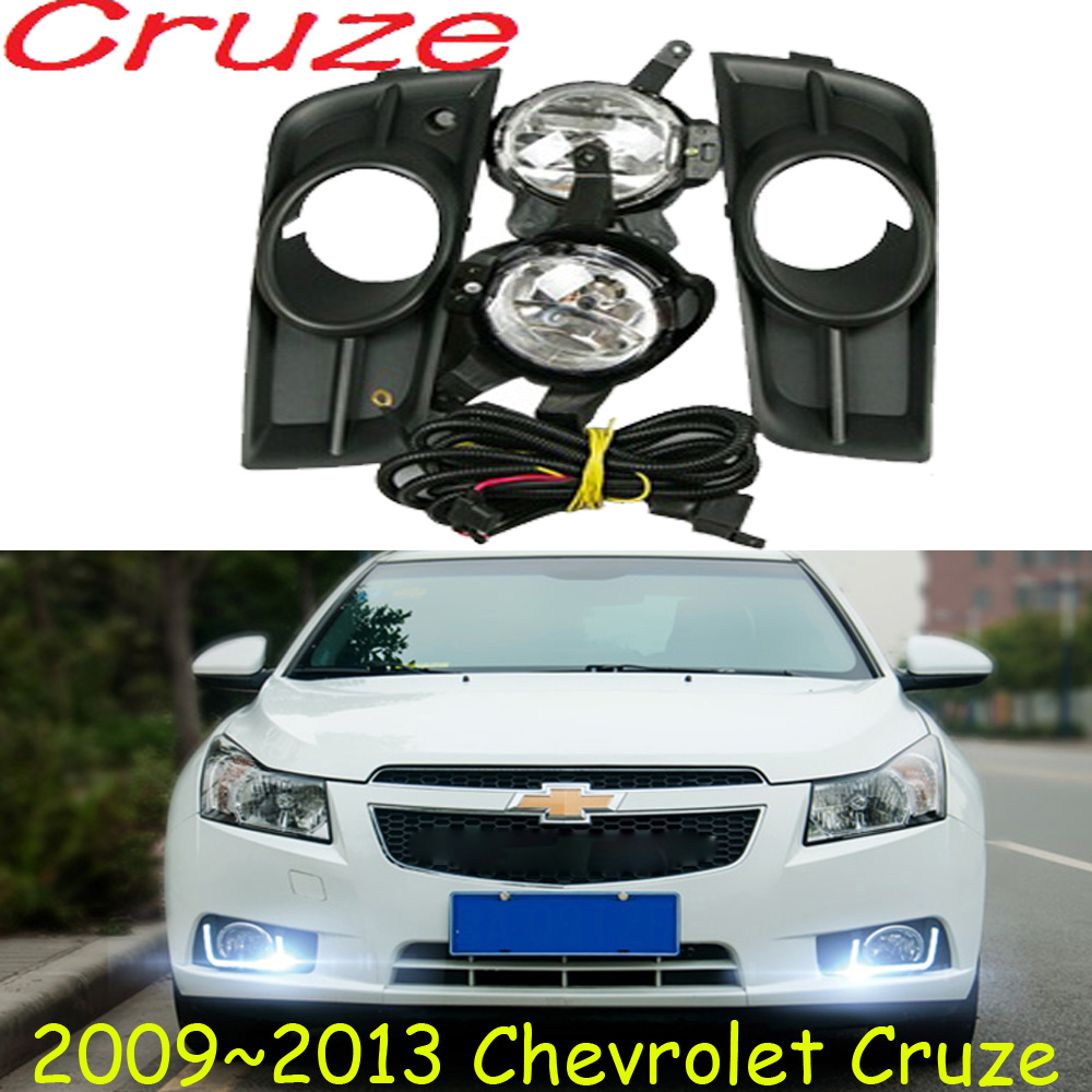 2009~2013 Cruze fog light,Free ship!halogen,4300k;Cruze headlight,blazer,venture,suburban,Tracker,Tigra,Tahoe,Cruze day lamp suburban 94 99 blazer 94 tahoe 95 99 signal marker reflector light upper pair