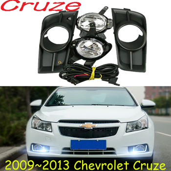 2009~2013 Cruze fog light,Free ship!halogen,4300k;Cruze headlight,blazer,venture,suburban,Tracker,Tigra,Tahoe,Cruze day lamp