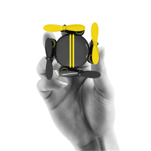 Image 3 - Quadcopter HR drone mini folding remote control aircraft HD aerial camera small aircraft with replaceable battery