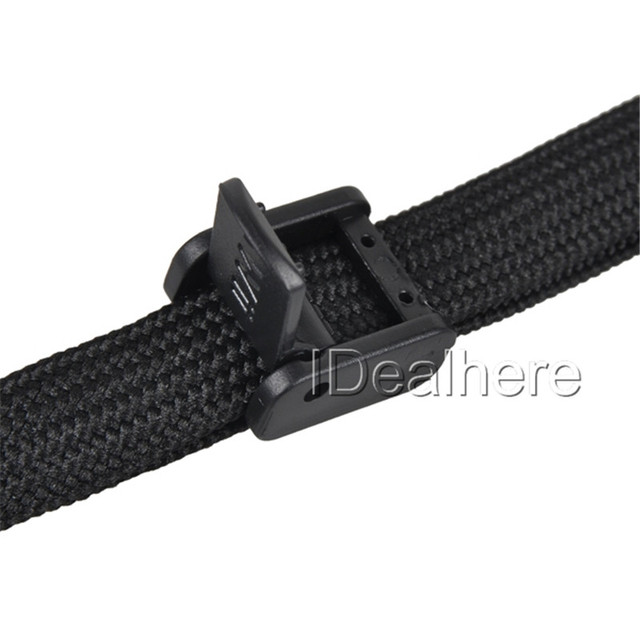 1pc Universal Black Colth Wrist Hand Strap Suitable For Nintendo Wii Controller Mayitr